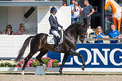 Fry Charlotte, GBR, Inclusive<br /> World ChampionshipsYoung Dressage Horses<br /> Ermelo 2018<br /> © Hippo Foto - Dirk Caremans<br /> 02/08/2018