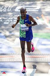 Abdi Abdirahman<br /> American Master's Record<br /> TCS New York City Marathon 2019
