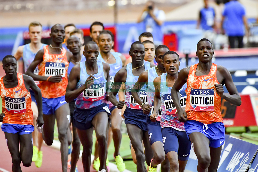 July 21, 2017 - France - Timothy Cheruiyot - Ronald Kwemoi - Rotich - 1500 metres hommes (Credit Image: © Panoramic via ZUMA Press)
