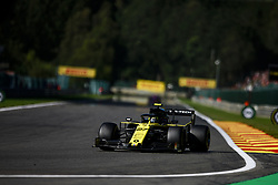 August 30, 2019, Spa-Francorchamps, Belgium: Motorsports: FIA Formula One World Championship 2019, Grand Prix of Belgium, ..#27 Nico Hulkenberg (GER, Renault F1 Team) (Credit Image: © Hoch Zwei via ZUMA Wire)