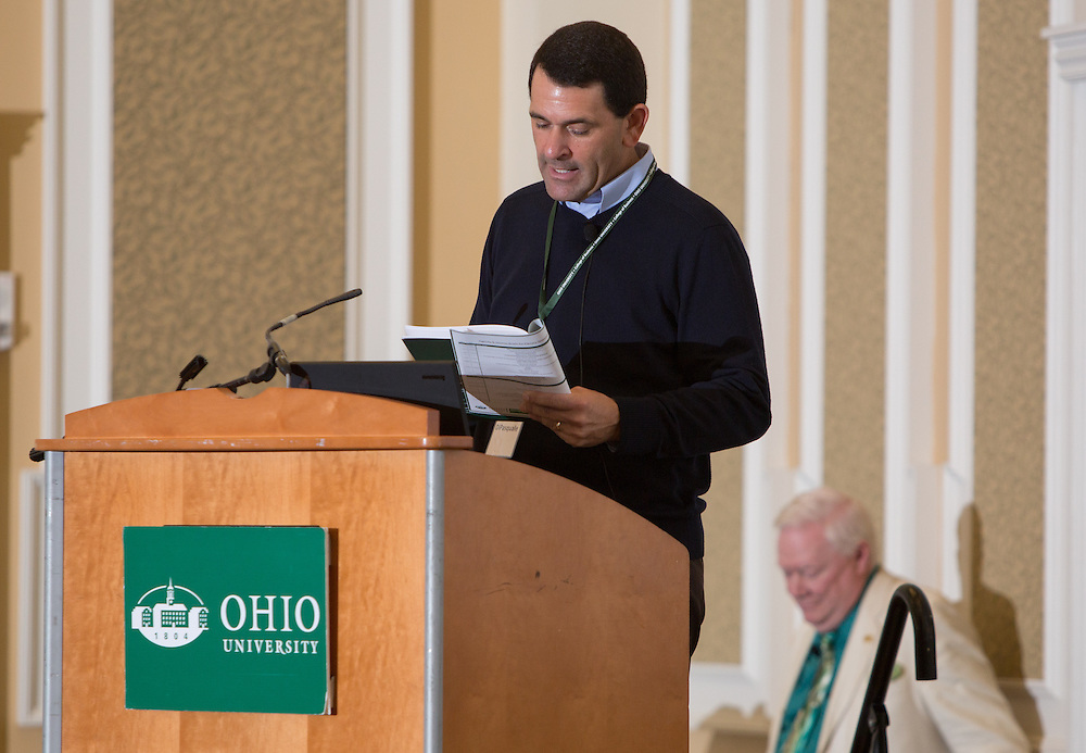 Ohio MBA Professional Development Workshop. © Ohio University / Photo by Lauren Pond