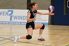 20120310 NED: B - League Dames VCN King Software - Insiteadvies Lycurgus, Capelle Aan Den IJssel