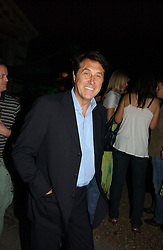 Singer BRYAN FERRY at the Quintessentially Summer Party held at Debenham House, 8 Addison Road, London W14 on 15th June 2006.<br /><br />NON EXCLUSIVE - WORLD RIGHTS