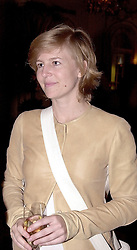 MISS ALANNAH WESTON, daughter of multi millionaire <br /> Galen Weston, at a party in London on 15th May 2000.OEB 71