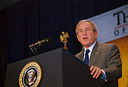George W. Bush - President of the United States
