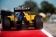 October 21, 2016: United States Grand Prix. Kevin Magnussen, (DEN) Renault
