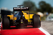 October 21, 2016: United States Grand Prix. Kevin Magnussen, (DEN) Renault