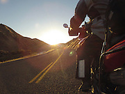 Motorcycle travel in the Pacific Northwest