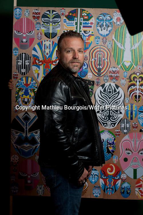Laurent Guillaume<br /> 34 Salon du  Livre 2014<br /> 21st March 2014<br /> <br /> Picture by Mathieu Bourgois/Writer Pictures<br /> <br /> NO FRANCE