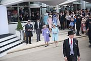 The Queen, Investec Derby, Epsom. June 2 2018