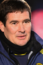 January 23, 2019 - Burton-Upon-Trent, Staffordshire, United Kingdom - Burton Albion manager Nigel Clough during the Carabao Cup match between Burton Albion and Manchester City at the Pirelli Stadium, Burton upon Trent on Wednesday 23rd January 2019. (Credit: MI News & Sport) (Credit Image: © Mark Fletcher/NurPhoto via ZUMA Press)