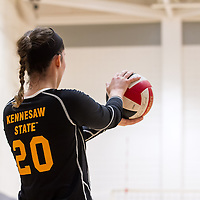 KSU Volleyball @ UGA