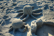 Long Beach; CA; Beach, Sand, Sandcastles, Sculpture Contest, Sandsculpture, Southern California; USA