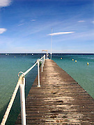 Frankrijk, Sete, 8-9-2008Zon, zee aan de Franse middellandse zee kust.Foto: Flip Franssen/Hollandse Hoogte