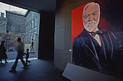 Pittsburgh, PA, Carnegie Museum of Art, Andrew Carnegie Portrait, Andy Worhol