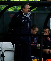 Photo: Steve Bond/Richard Lane Photography. Derby County v Crystal Palace. Coca Cola Championship. 06/12/2008. Neil Warnock looks on