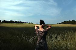 WASHINGTON, D.C., MAY 27, 2012: 'Video Dashka in Kornfeld. (Photo by ASTRID RIECKEN)