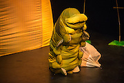 Wellington, NZ. 11 March 2015. Caterpillars, at Circa Theatre, by Kallo Collective. Part of the Capital E National Arts Festival, March 2015. Photo credit: Stephen A'Court. COPYRIGHT: ©Stephen A'Court