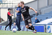 Bristol City defender Tomáš Kalas in action during the EFL Sky Bet Championship match between Blackburn Rovers and Bristol City at Ewood Park, Blackburn, England on 20 June 2020.