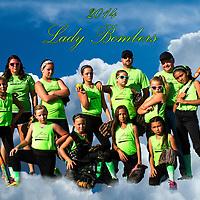 Lady Bombers U10 2014