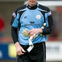 Brechin City FC season 2010-11<br /> Craig Nelson<br /> Picture by Graeme Hart.<br /> Copyright Perthshire Picture Agency<br /> Tel: 01738 623350  Mobile: 07990 594431