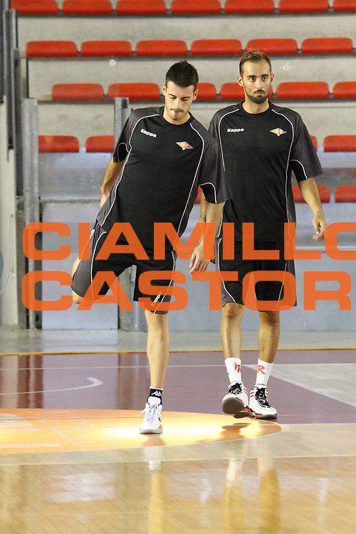 DESCRIZIONE : Roma Lega Basket A 2012-13  Raduno Virtus Roma<br /> GIOCATORE : Lorenzo D'Ercole<br /> CATEGORIA : allenamento<br /> SQUADRA : Virtus Roma <br /> EVENTO : Campionato Lega A 2012-2013 <br /> GARA :  Raduno Virtus Roma<br /> DATA : 23/08/2012<br /> SPORT : Pallacanestro  <br /> AUTORE : Agenzia Ciamillo-Castoria/M.Simoni<br /> Galleria : Lega Basket A 2012-2013  <br /> Fotonotizia : Roma Lega Basket A 2012-13  Raduno Virtus Roma<br /> Predefinita :