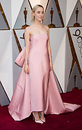 04.03.2018; Hollywood, USA: <br /> <br /> SAOIRSE RONAN<br /> attends the 90th Annual Academy Awards at the Dolby&reg; Theatre in Hollywood.<br /> Mandatory Photo Credit: &copy;AMPAS/Newspix International<br /> <br /> IMMEDIATE CONFIRMATION OF USAGE REQUIRED:<br /> Newspix International, 31 Chinnery Hill, Bishop's Stortford, ENGLAND CM23 3PS<br /> Tel:+441279 324672  ; Fax: +441279656877<br /> Mobile:  07775681153<br /> e-mail: info@newspixinternational.co.uk<br /> Usage Implies Acceptance of Our Terms &amp; Conditions<br /> Please refer to usage terms. All Fees Payable To Newspix International
