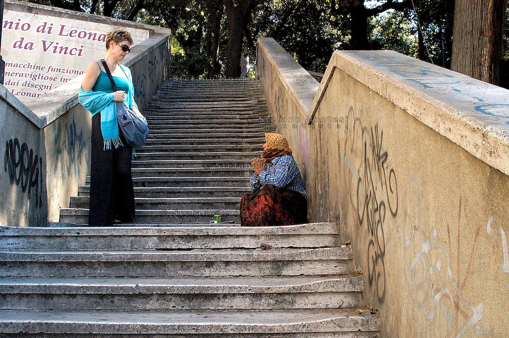 Rome   August  21 2008.<br />