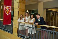 St Paul's School Graduation Day.  Karen Bobotas Photographer