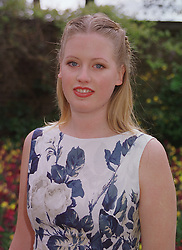 Debutante MISS DAISY BIRD at a fashion show in London on 11th April 1999.MPX 7