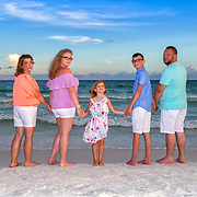 Preuniger Family Beach Photos