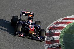 Motorsports / Formula 1: World Championship 2011, Testing in Barcelona, test, 18 Sebastien Buemi (SUI, Scuderia Toro Rosso),