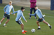 Manchester City Training and Press Conference - 16 October 2017
