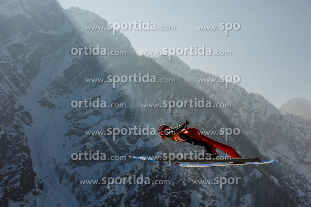 Andreas Wank (GER) during the Ski Flying Hill Individual Competition at Day 4 of FIS Ski Jumping World Cup Final 2016, on March 20, 2016 in Planica, Slovenia. Photo by Grega Valancic / Sportida