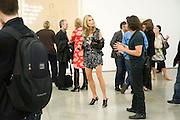 KIM HERSOV; NICK HACKWORTH, Tracey Emin opening. White Cube. Mason's Yard. London. 28 May 2009.