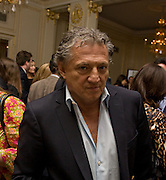 CARLOS ALMADA, Tatler Restaurant Awards. Mandarin Oriental Hyde Park. Knightsbridge. London. 19 January 2009<br /> CARLOS ALMADA, Tatler Restaurant Awards. Mandarin Oriental Hyde Park. Knightsbridge. London. 19 January 2009 *** Local Caption *** -DO NOT ARCHIVE-© Copyright Photograph by Dafydd Jones. 248 Clapham Rd. London SW9 0PZ. Tel 0207 820 0771. www.dafjones.com.