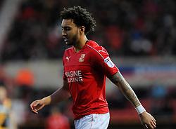 Brandon Ormonde-Ottewill of Swindon Town - Mandatory by-line: Nizaam Jones/JMP - 26/11/2016 - FOOTBALL - County Ground - Swindon, England - Swindon Town v Bradford City - Sky Bet League One