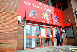General view of the Bank's Stadium home to Walsall Football Club- Mandatory by-line: Nizaam Jones/JMP - 26/12/2018 - FOOTBALL - Banks's Stadium - Walsall, England- Walsall v Bristol Rovers - Sky Bet League One