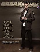Chicago Wolves BreakAway Magazine.Photography: Ross Dettman.Design: Christina Moritz/Ross Dettman.January 2012.
