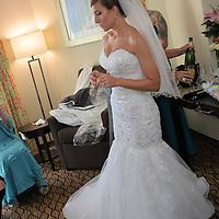 Brandi Gallardo Wedding