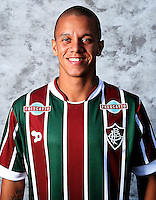 "Brazilian Football League Serie A / <br /> ( Fluminense Football Club ) - <br /> Marcos Junior Lima Dos Santos "" Marcos Junior """