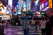 New york - Experience The ride, A Manhattan bus tour has a theatrical, improv twist as it interacts with people on the street in surprising ways. There are high-tech light and sound systems and stadium seats face sideways so passengers have clear views as the bus crawls through traffic