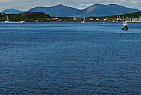 "Oban, the Seafood Capital of Scotland. Located on the west coast, Oban means ""little bay"" in Gaelic."