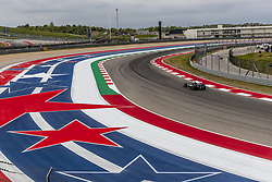 March 23, 2019 - Austin, Texas, U.S. - COLTON HERTA (R) (88) of The United States goes through the turns during practice for the INDYCAR Classic at Circuit Of The Americas in Austin, Texas. (Credit Image: © Walter G Arce Sr Asp Inc/ASP)