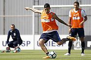 Corinthians Training - 06 September 2017
