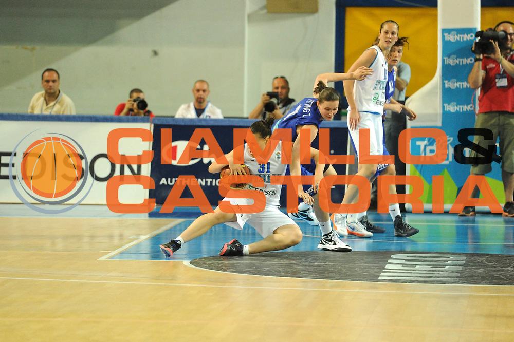 DESCRIZIONE : Frosinone Qualificazioni Europei Francia 2013 Italia Lussemburgo<br /> GIOCATORE : Martina Crippa<br /> CATEGORIA : difesa<br /> SQUADRA : Nazionale Italia<br /> EVENTO : Frosinone Qualificazioni Europei Francia 2013<br /> GARA : Italia Lussemburgo Italy Luxembourg<br /> DATA : 20/06/2012<br /> SPORT : Pallacanestro <br /> AUTORE : Agenzia Ciamillo-Castoria/GiulioCiamillo<br /> Galleria : Fip 2012<br /> Fotonotizia : Frosinone Qualificazioni Europei Francia 2013 Italia Lussemburgo<br /> Predefinita :