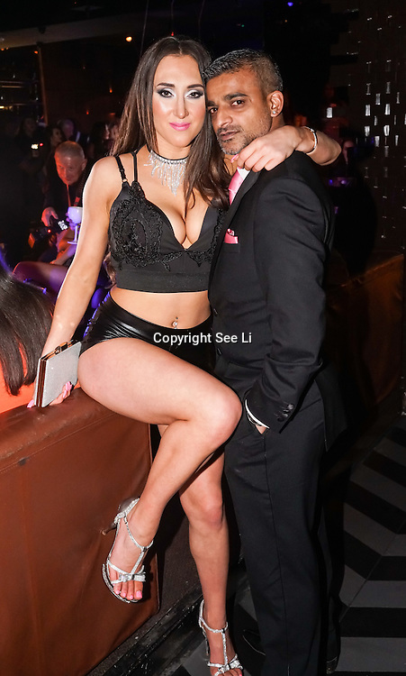 Chicane attend the Supermodel UK glamour Model of the Year 2016 at DSTRKT on 23rd November 2016 in London,UK. Photo by See Li