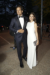 July 12, 2018 - Madrid, Spain - Feliciano López attends Vogue 30th Anniversary Party at Casa Velazquez on July 12, 2018 in Madrid, Spain. (Credit Image: © Oscar Gonzalez/NurPhoto via ZUMA Press)