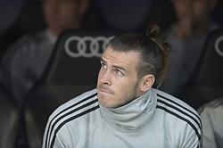 October 20, 2018 - Madrid, Madrid, Spain - Gareth Bale of Real Madrid during a match between Real Madrid vs Levante for La Liga Española at Santiago Bernabeu Stadium on October 20, 2018 in Madrid, Spain. (Credit Image: © Patricio Realpe/NurPhoto via ZUMA Press)