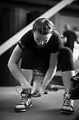Erica Wiebe training May 2017